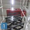 Производство высотных работ с применением самоходного подъемника