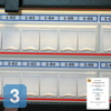 Результат монтажа СКС Nexans Cabling Solutions с гарантией 25 лет