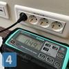 Контроль параметров качества электрических соединений в линии