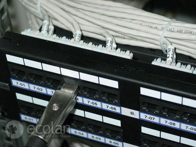 Полное тестирование кабельных систем в жилых зданиях и документация по нему